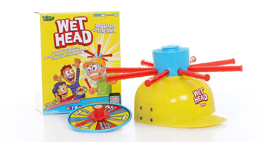 водная рулетка wet head в toy.ru