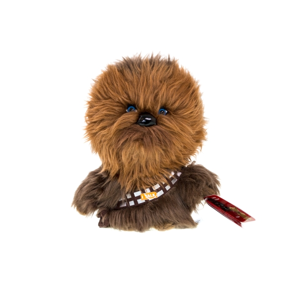 Star Wars SW02367 Звездные войны Чубакка плюшевый со звуком