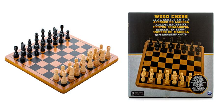 Spin Master 6033302 Настольная игра Шахматы классические