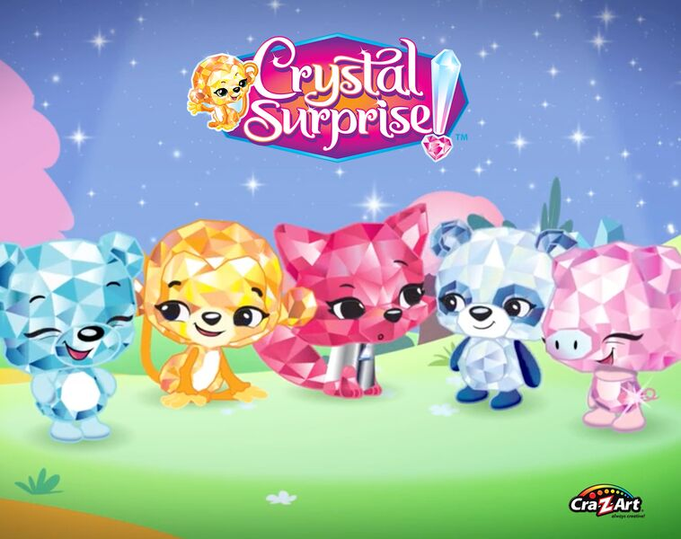 Crystal Surprise