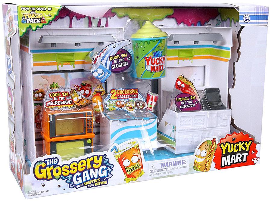 Обзор Grossery Gang Машина для приготовления коктейлей