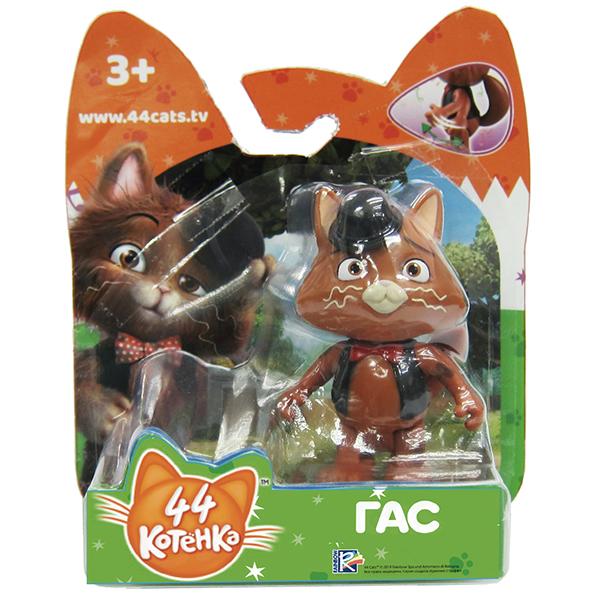 Toy Plus 44 Котёнка 34127 Фигурка Гас 7,5 см