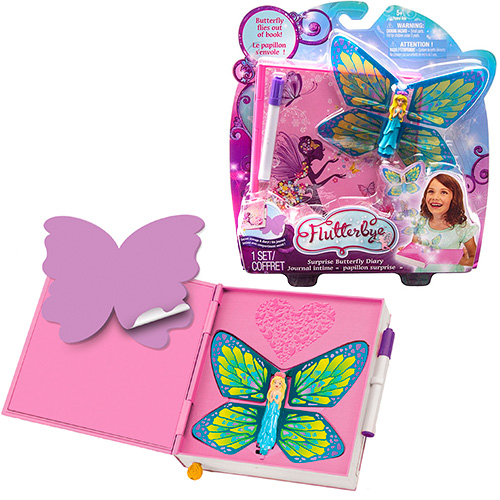 Игрушка Flying Fairy 35802 Летающая Фея Бабочка, вылетающая из книги