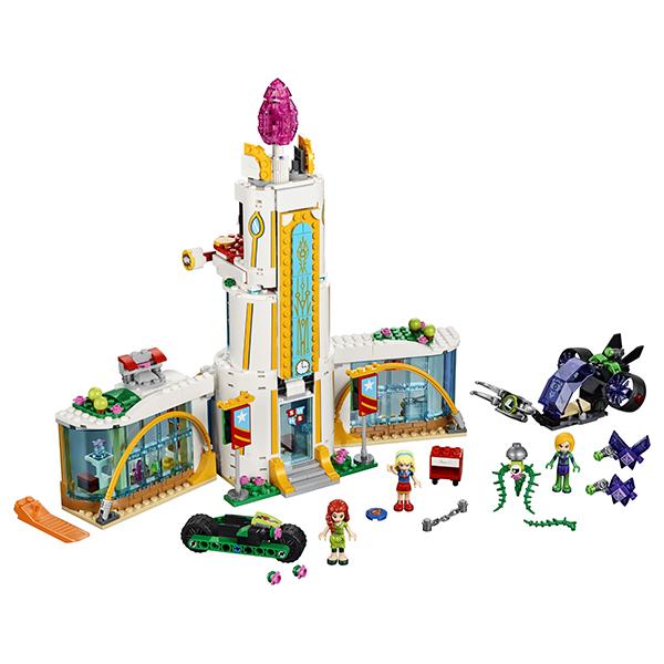 LEGO Super Hero Girls 41232 Лего Супергёрлз Школа супергероев