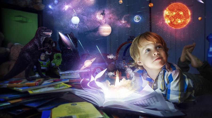 Развивай воображение с новыми игрушками Imaginext