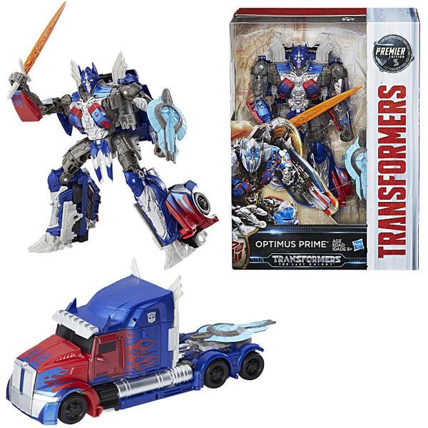 Hasbro Transformers C0891/C1334 Трансформеры 5: Вояджер Оптимус Прайм