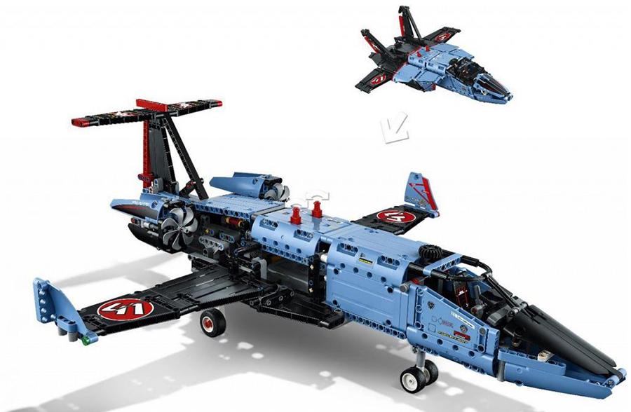 LEGO Technic 42066 Лего Техник Сверхзвуковой истребитель