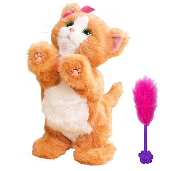 Игривый котенок FurReal Friends Дэйзи