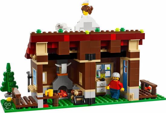 Lego Creator 31025 Альпийский домик