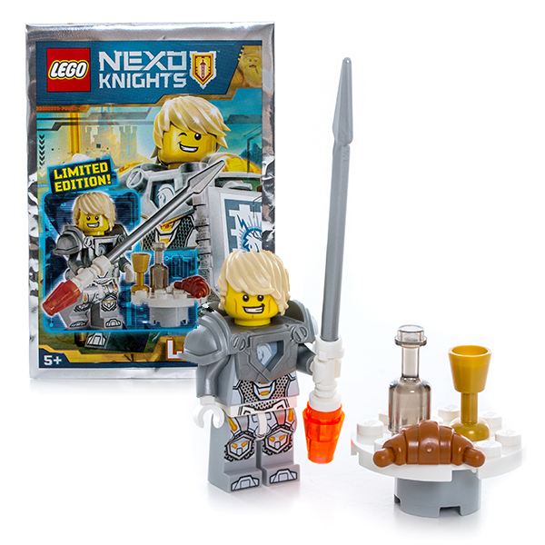 Lego Nexo Knights 271601 Лего Нексо Рыцарь Ланс