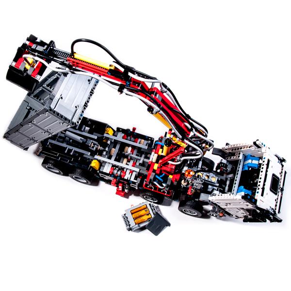 2 коробки передач — 1 двигатель управляет всем