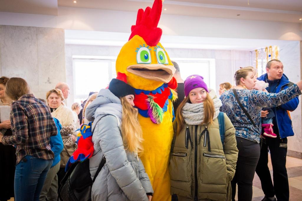 Праздничное мероприятие для детей в Подольске при поддержке магазина TOY.RU