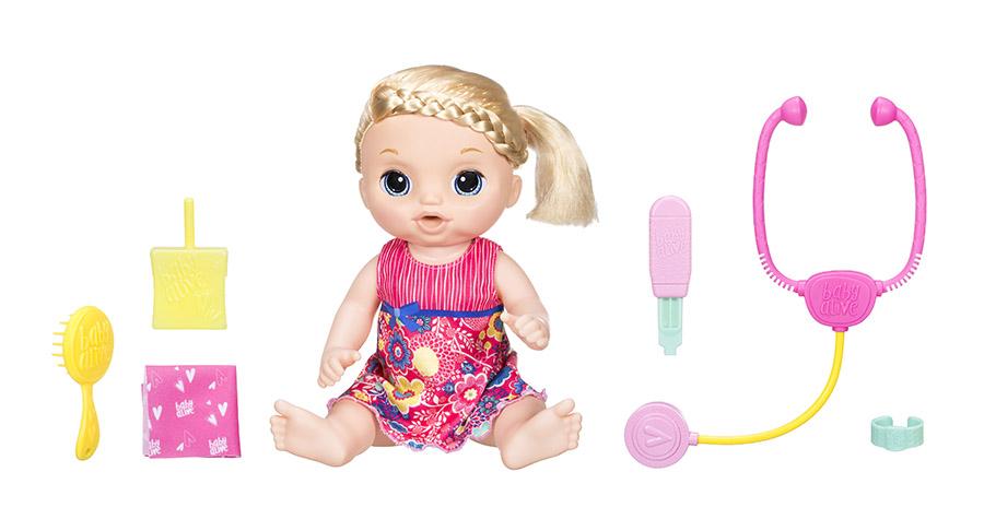 Baby Alive C0957 Малышка у врача