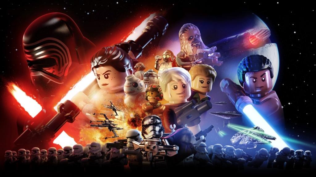 Конструктор LEGO Star Wars 75180 Побег Рафтара