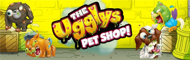 Хулиганские животные The Ugglys Pet Shop
