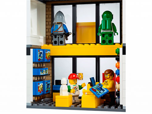 Магазин-Lego