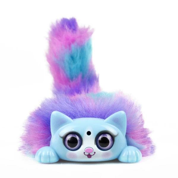 Tiny Furries 83689-3 Интерактивная игрушка Fluffy Kitties котенок Molly