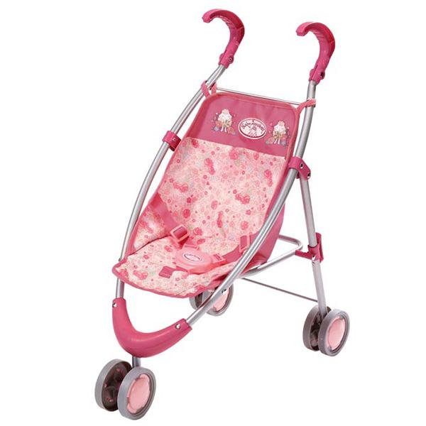 Zapf Creation Baby Annabell 794-470 Бэби Аннабель Коляска-трость