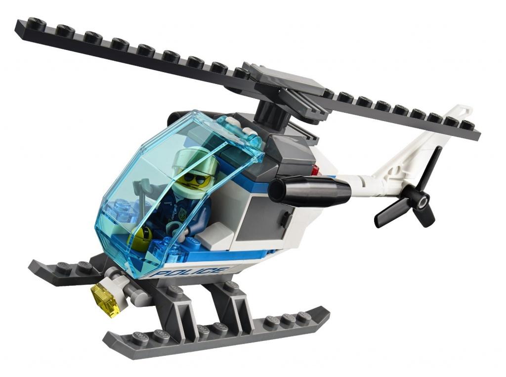 Полицейский вертолёт