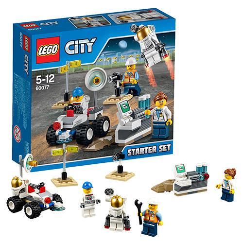 Конструктор Lego City 60077 Лего Город Космос, набор для начинающих
