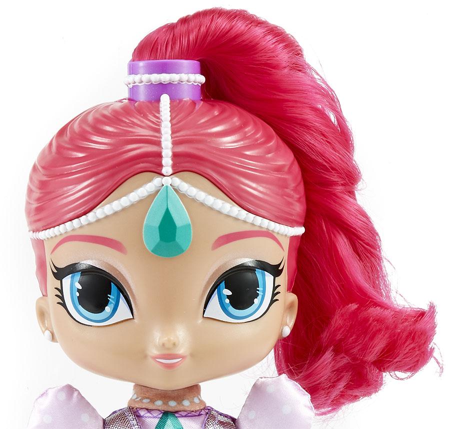 Shimmer&Shine кукла Шиммер голова