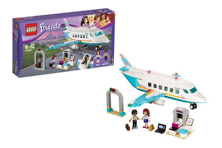 LEGO Friends Подружки 41100 Частный Самолёт