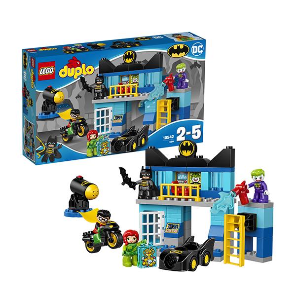 Lego Duplo 10842 Бэтпещера