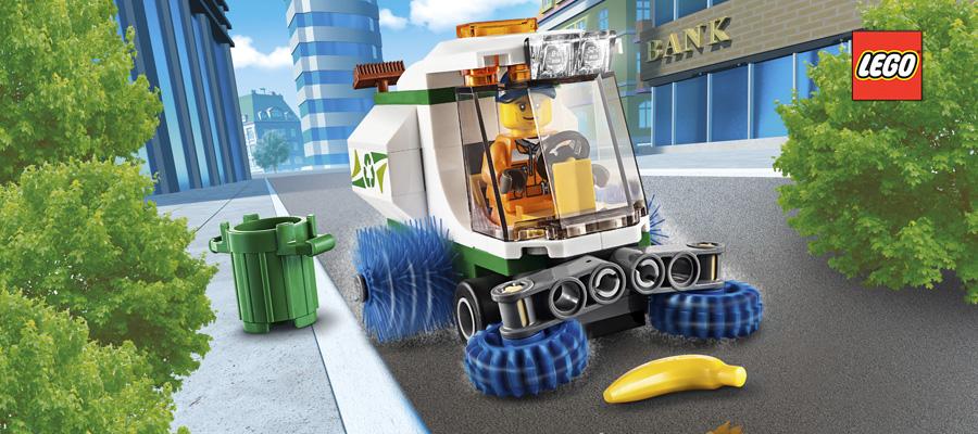 Конструкторы LEGO City