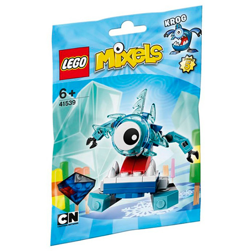 Конструктор Lego Mixels 41539 Лего Миксели Крог