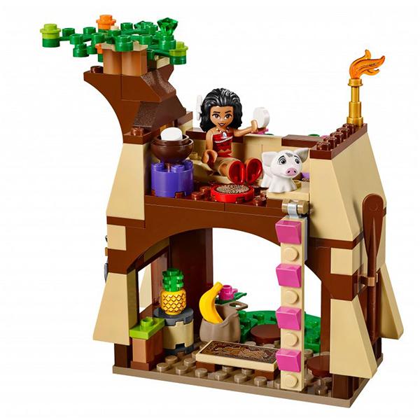 LEGO Disney Princess 41149 Приключения Моаны на затерянном острове