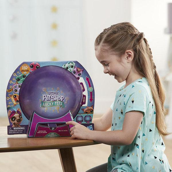 Hasbro Littlest Pet Shop E7412 Литлс Пет Шоп Подарочный набор Петы с предсказанием