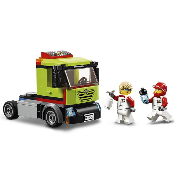 LEGO City 60254 Конструктор ЛЕГО Город Great Vehicles Транспортировщик скоростных катеров