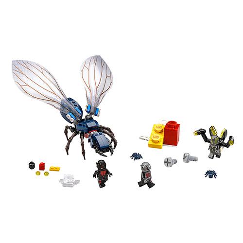 Конструктор Lego Super Heroes 76039 Лего Марвел Человек Муравей