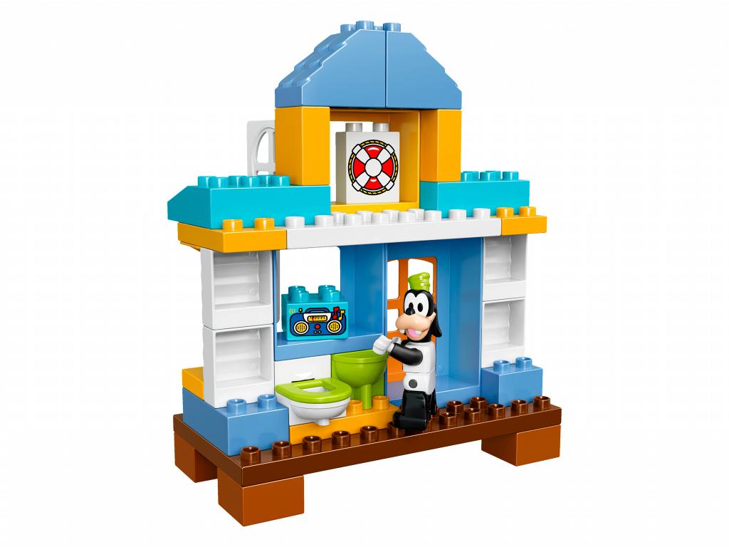 Lego Duplo 10827 Лего Дупло Домик на пляже