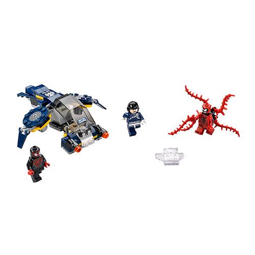 Конструктор Lego Super Heroes 76036 Лего Нападение Карнажа