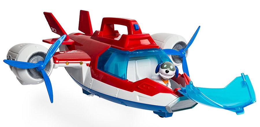 Paw Patrol 16662 Щенячий патруль Самолет спасателей