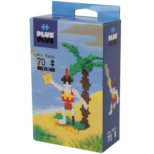 Plus Plus 3752 Разноцветный конструктор для создания 3D моделей(пират коричневый).jpg