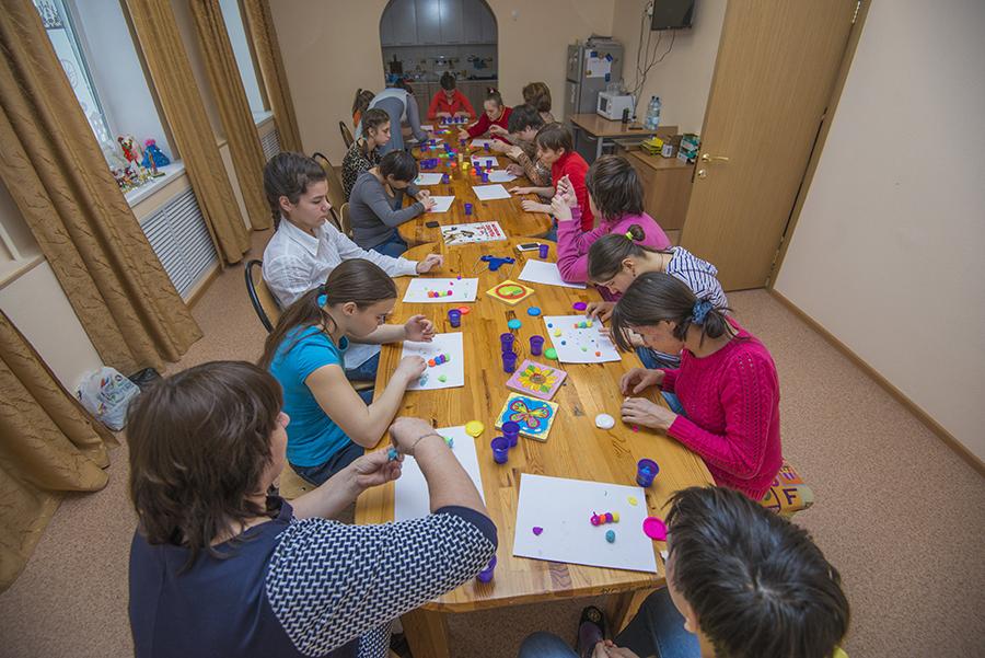 Благотворительное мероприятие TOY.RU вместе с Эвелиной Бледанс и ее проектом Bambini Tesoro