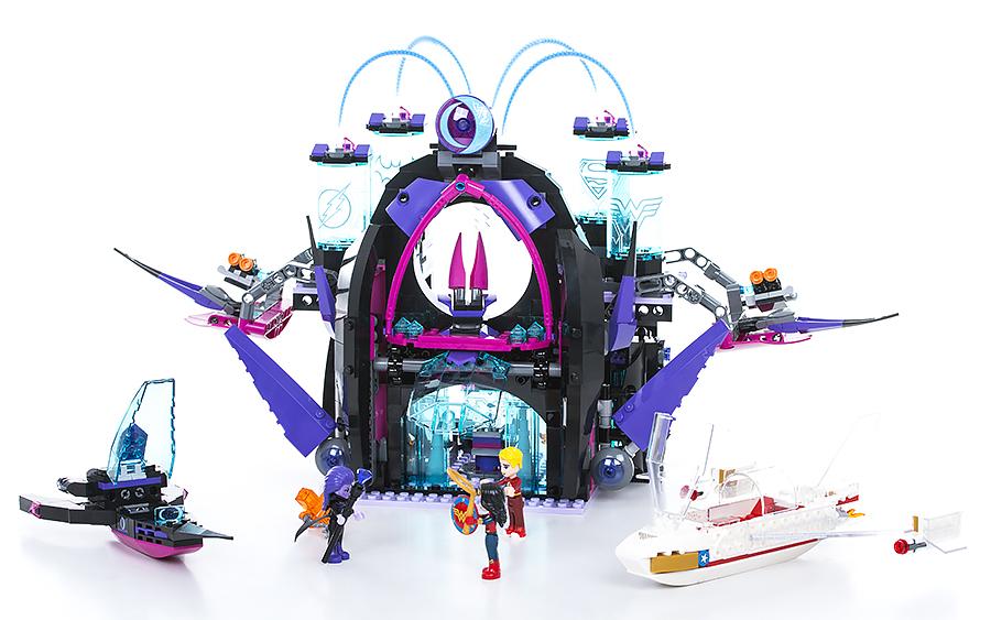 Конструктор LEGO DC Super Hero Girls 41239 Тёмный дворец Эклипсо