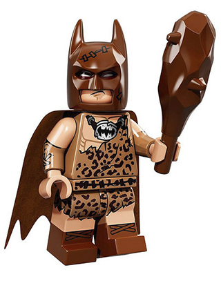 Бэтмен - пещерный человек (Clan of the Cave Batman)
