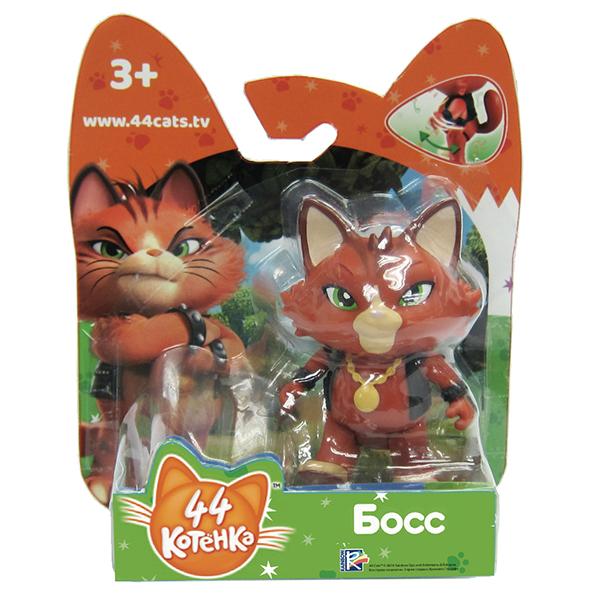 Toy Plus 44 Котёнка 34128 Фигурка Босс 7,5 см