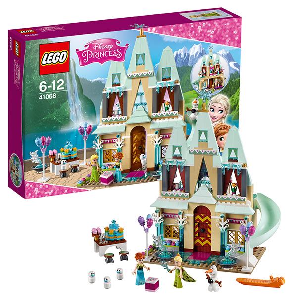 Lego Disney Princesses 41068 Лего Принцессы Праздник в замке Эренделл