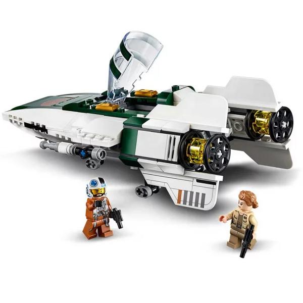 LEGO Star Wars 75248 Конструктор ЛЕГО Звездные войны Звёздный истребитель Повстанцев типа А