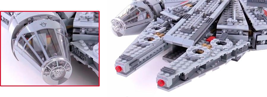 Lego Star Wars Тысячелетний Сокол