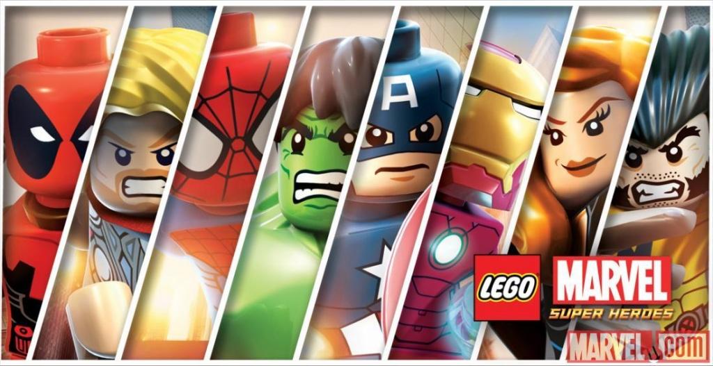 Lego Super Heroes 2015