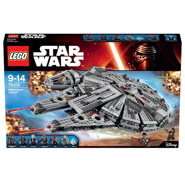 Lego Star Wars 75105 Лего Звездные Войны