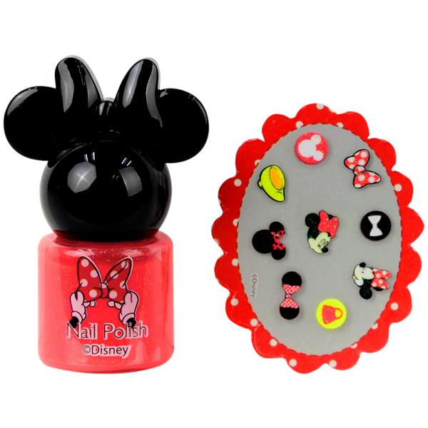 Markwins 9702651 Minnie Игровой набор детской декоративной косметики для ногтей