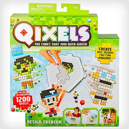 Конструкторы Qixels (Квикселс)