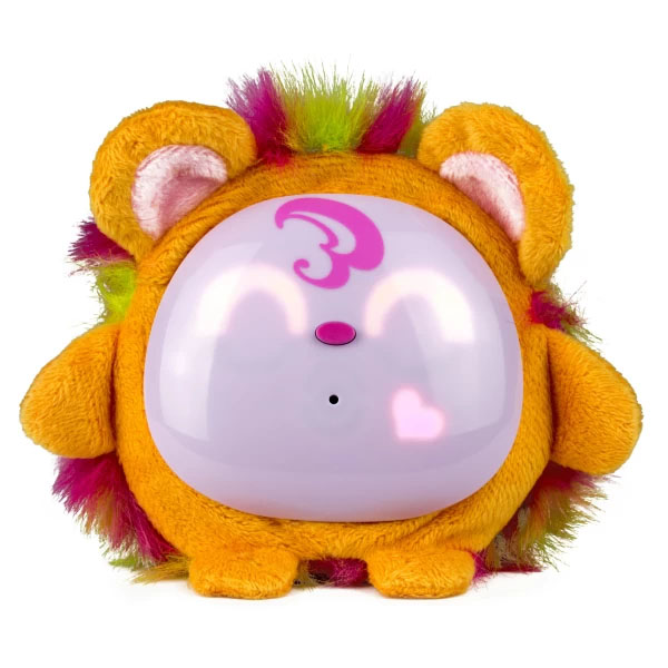 Tiny Furries 83685-1 Интерактивная игрушка Fluffybot Honey