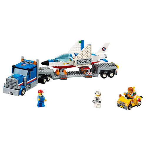 Конструктор Lego City 60079 Лего Город Транспортировщик Шаттла